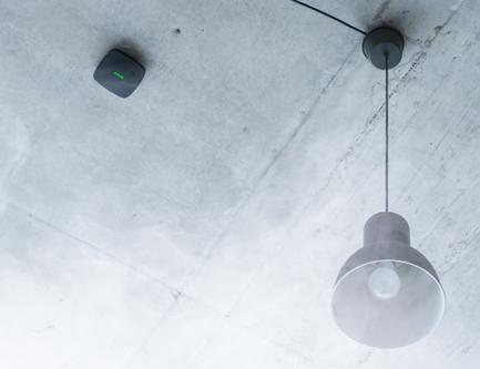 Détecteur de fumée et de chaleur sans fil