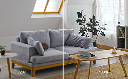 Caméra IP Wifi A10C Home Pro - Blurams