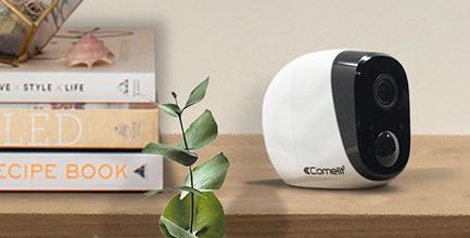 Caméra IP full sans fil - WICAM020A Comelit