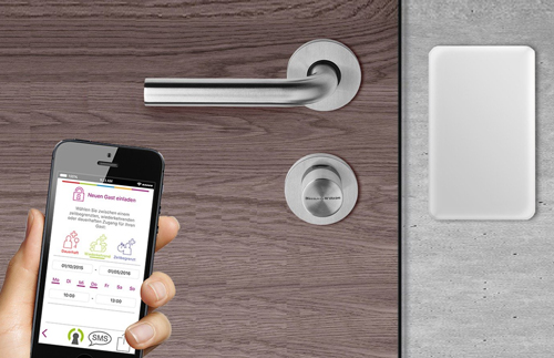 Passerelle Bluetooth / Wi-Fi pour serrure Danalock
