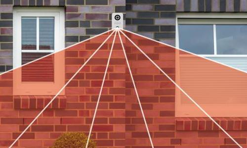 Caméra intérieure ou extérieure
