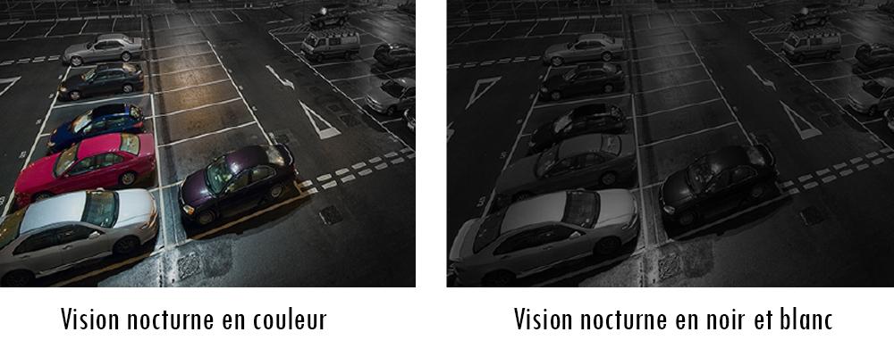 C3W: Vision nocturne en couleur