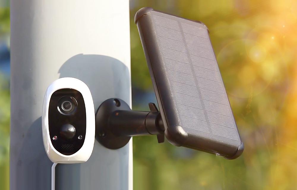 Panneau solaire pour caméra Ezviz