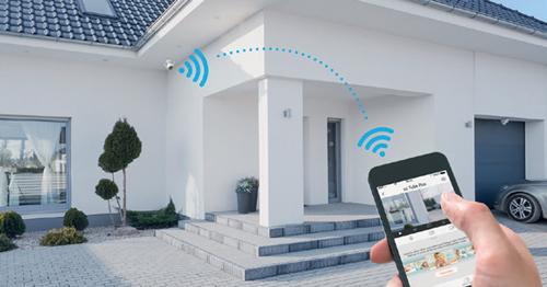 Caméra WiFi extérieure : IP66 et double antenne