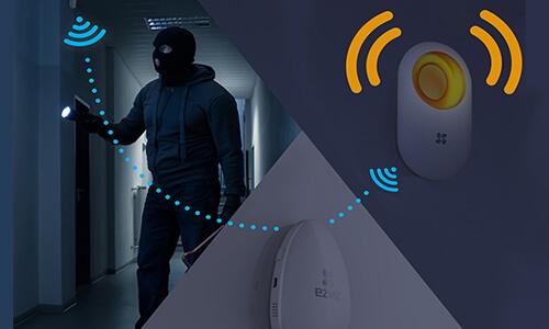 Les systèmes de sécurité Ezviz alarme et vidéosurveillance