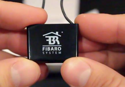 Bypass 2 Fibaro - Module complémentaire pour éclairage basse consommation