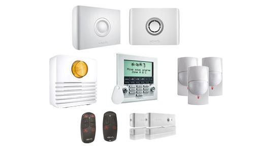 Alarme Somfy sans fil Protexiom Online Premium