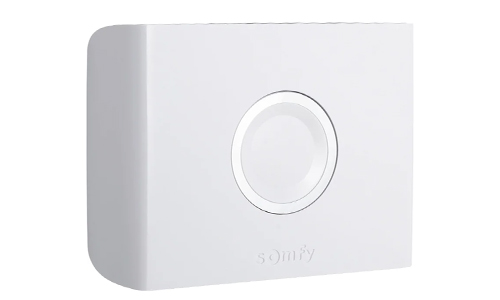 Centrale sirène alarme Somfy Protexiom Online Premium