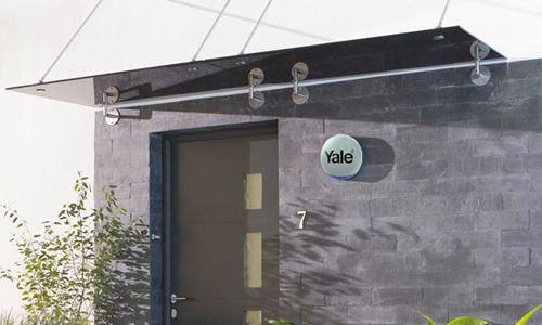 Sirène extérieure avec flash - Alarme Yale