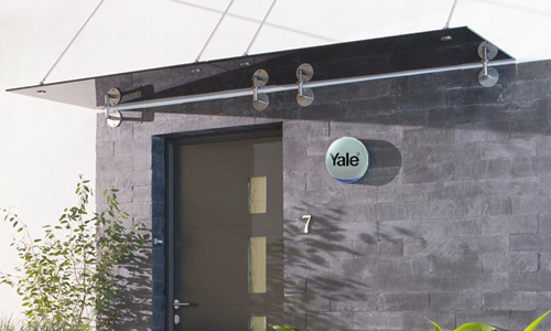 Sirène extérieure factice - Alarme Yale