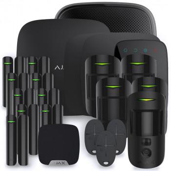 Alarme maison sans fil Ajax Hub 2 Plus - Kit 10