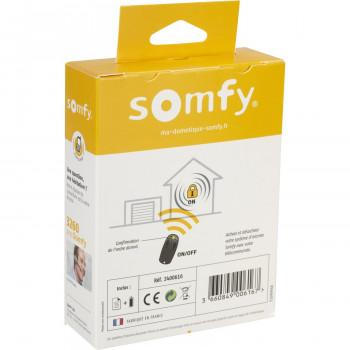 Télécommande 2 fonctions alarme Somfy