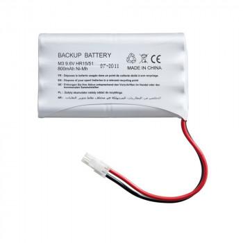 Batterie de secours pour motorisation de portail ou porte de garage - Somfy