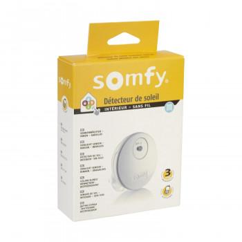 Capteur de soleil intérieur Sunis Wirefree RTS - Somfy