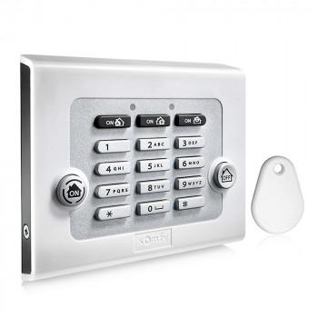 Clavier de commande pour alarme + badge - Somfy Protexiom
