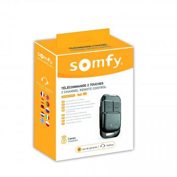 Télécommande Keypop 2 canaux pour motorisation - Somfy