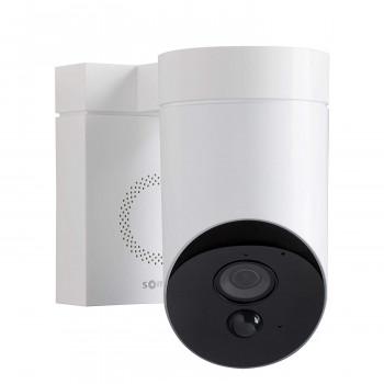Caméra extérieure avec sirène intégrée Somfy outdoor - Somfy
