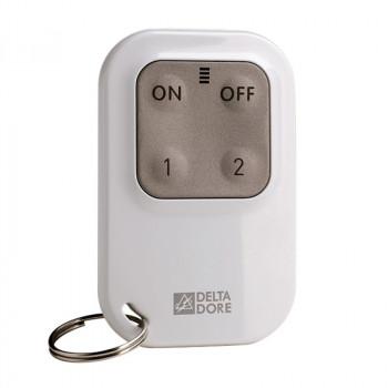 Télécommande pour système d'alarme et / ou automatisme