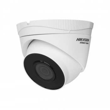 Caméra dôme IP PoE 4MP - Varifocale motorisée - Infrarouge 30m - Hikvision
