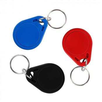 Lot 3 porte-clés NFC pour serrure connectée eVy2