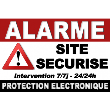 ALARME MAISON GSM AVEC CENTRALE TACTILE - iProtect