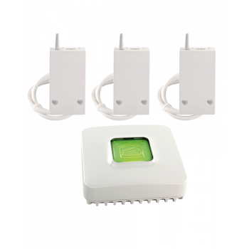 Pack connecté RF6600FP Delta Dore pour pilotage chauffage électrique