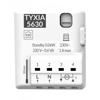 émetteurs Tyxia 5630 Delta Dore