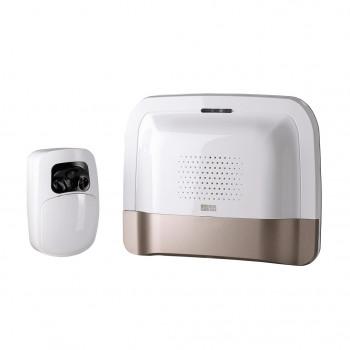 Pack transmetteur domotique IP/GSM et détecteur vidéo Tyxal +