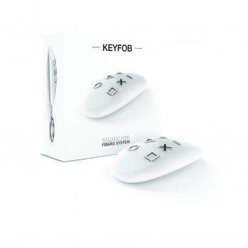 Télécommande domotique Z-Wave+ KeyFob - Fibaro