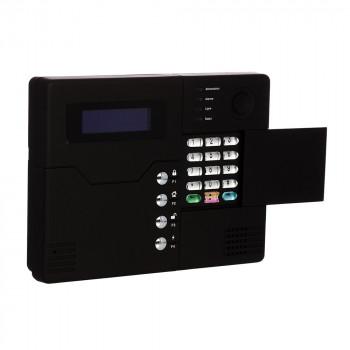 Alarme GSM et sirène exterieure Autonome - Iprotect - Kit 8