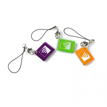Lot de 3 badges RFID - Visonic Powermaster - CHICKLETS