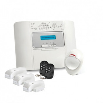 Alarme maison Visonic Powermaster 30 Kit 3