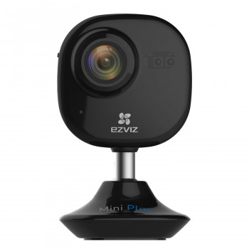 Caméra wifi intérieure 1080p Noire - Mini Plus Ezviz