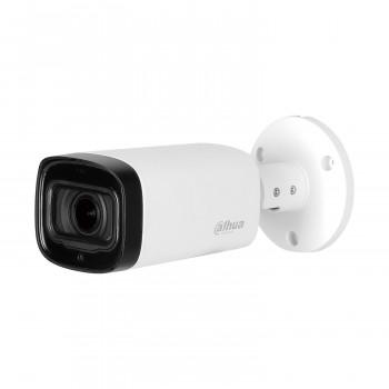 Caméra compacte infrarouge varifocale 1080p HDCVI IR 60m - Dahua - Blanc