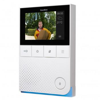 Moniteur vidéo intérieur IP - Doorbird