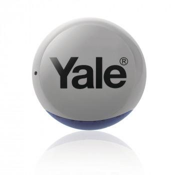 Sirène extérieure flash sans fil - Alarme connectée Sync Yale