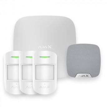 Alarme maison sans fil Ajax AJ-HUBKIT-PRO-S