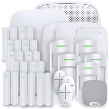 Alarme maison sans fil Ajax Hub 2 - Kit 11