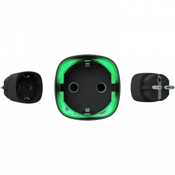Prise intelligente sans fil avec contrôle d'énergie Socket - Ajax