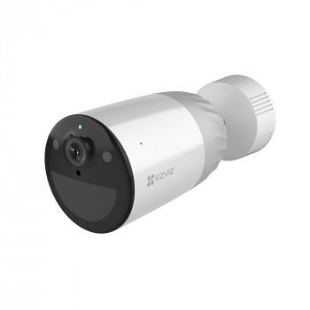 Caméra IP Wi-Fi extérieure avec batterie et station de base - BC1 Ezviz par Hikvision