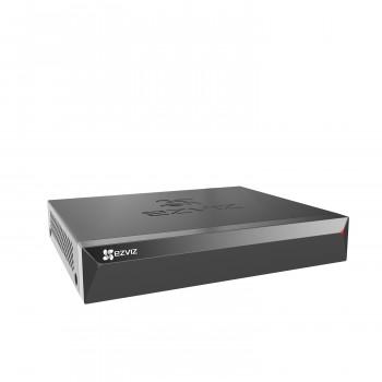 Enregistreur 5MP PoE - 8 canaux - X5S Ezviz par Hikvision