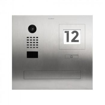 Portier vidéo IP / boite aux lettres avec Lecteur RFID - D2101FPBI Doorbird