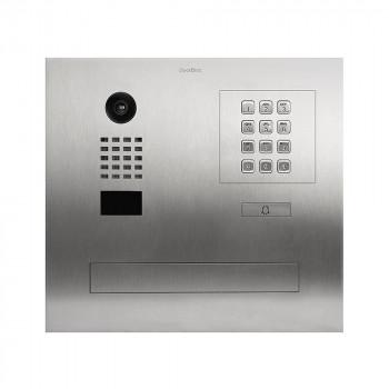 Portier vidéo IP / boite aux lettres avec Lecteur RFID - D2101FPBK Doorbird