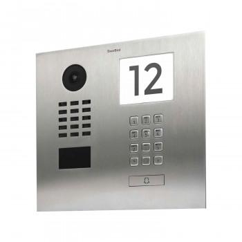 Portier D2101KH - Panneau d'information gravable prémonté - Doorbird