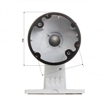 Support de montage mural pour mini caméra dôme - Hikvision