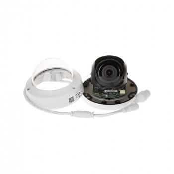 Caméra dôme IP antivandalisme 4MP - IR 30m - Hikvision