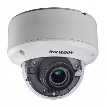 Caméra dôme varifocale motorisée- Turbo HD 1080p - IR40M - HIKVISION
