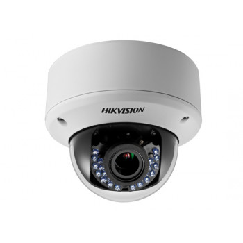 Caméra dôme infrarouge 40m - Turbo HD 1080p - IP67 - HIKVISION