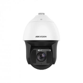 Caméra dôme PTZ 4mp anti-vandalisme - Zoom x25 - IR 200m - Hikvision