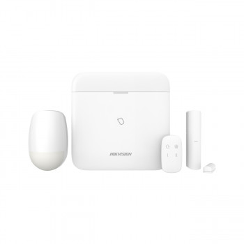 Kit alarme sans fil Wifi/3G/4G 96 zones - DS-PWA96-Kit-WE - Hikvision